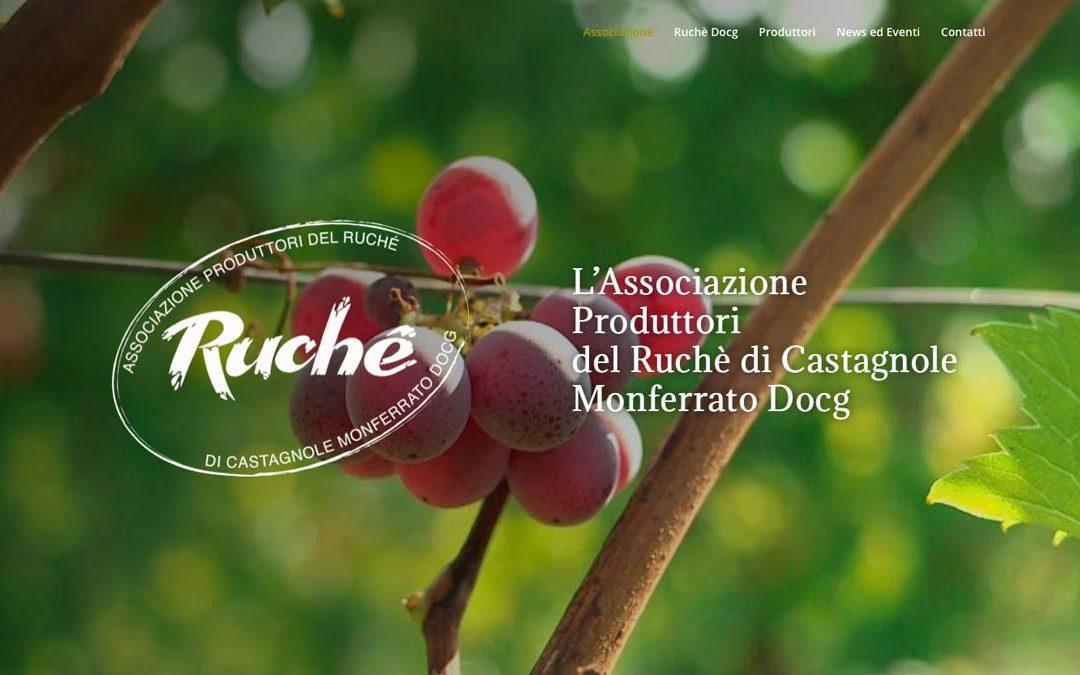 Nuovo Sito dell'Associazione Produttori Ruchè di Castagnole Monferrato Docg